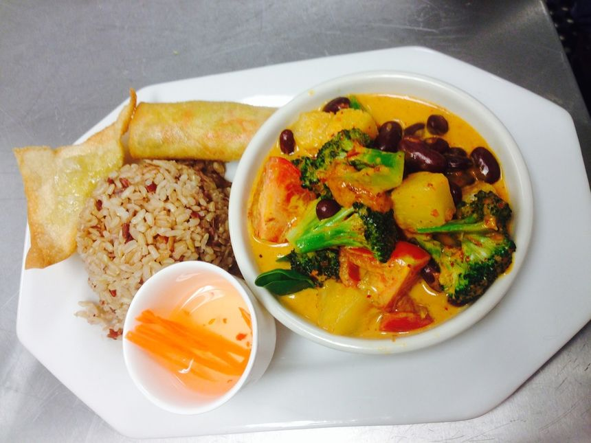 A photo of Red Curry Vegan Kitchen
