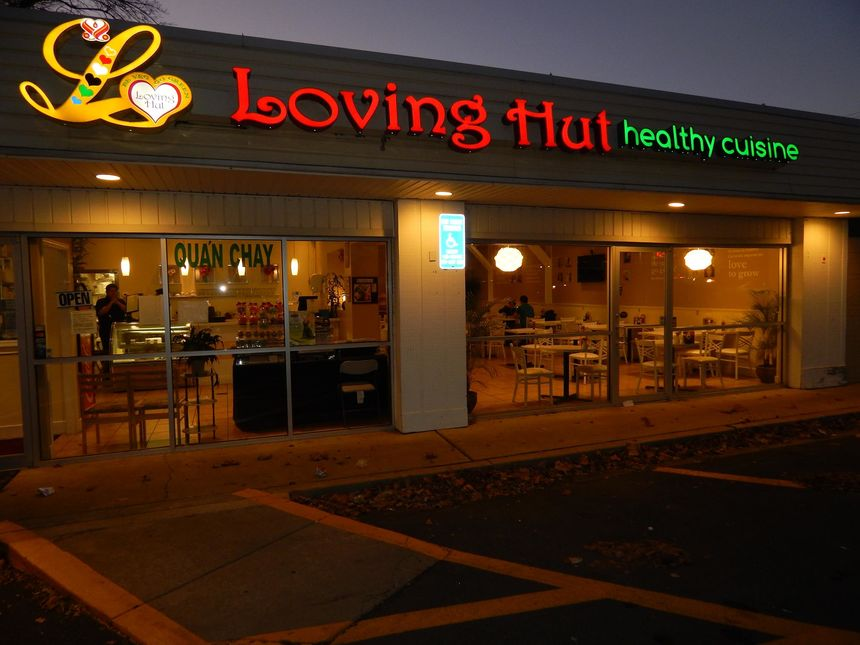 A photo of Loving Hut