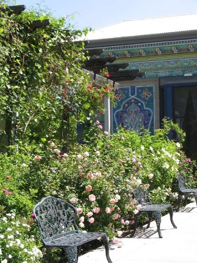 A photo of Boulder Dushanbe Tea House