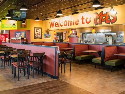 A photo of Moe's Southwest Grill