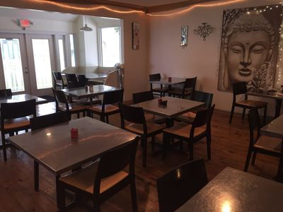 A photo of Orchid Indian Cuisine