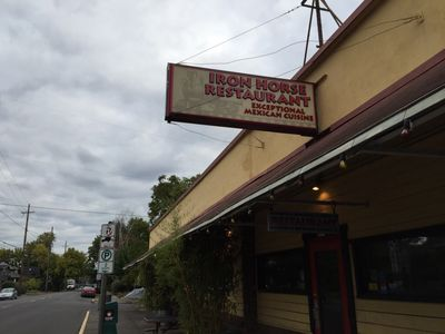 A photo of Iron Horse Restaurant