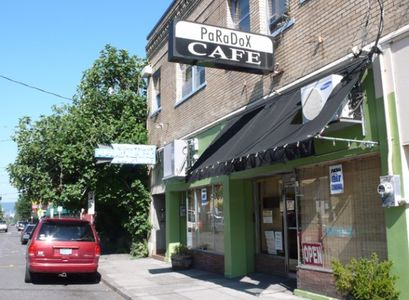 A photo of Paradox Café