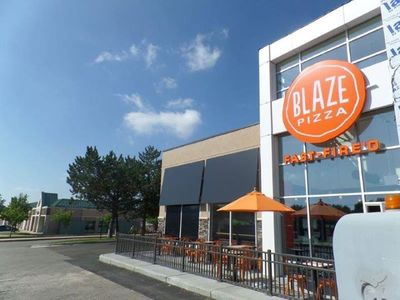 A photo of Blaze Pizza