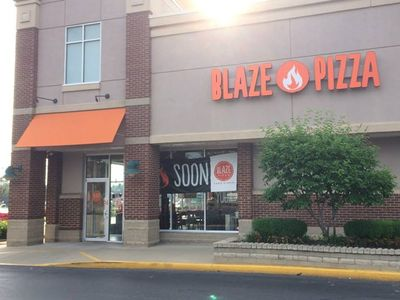 A photo of Blaze Pizza, Shelbyville Rd. Plaza