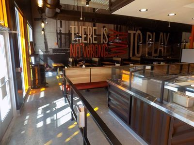 A photo of Blaze Pizza, Freret Street