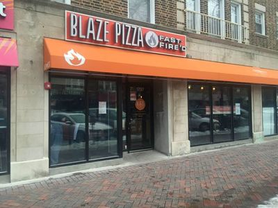 A photo of Blaze Pizza, Evanston