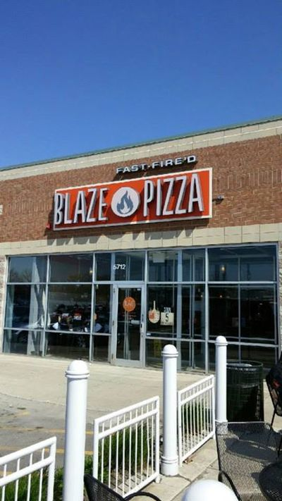 A photo of Blaze Pizza, Niles