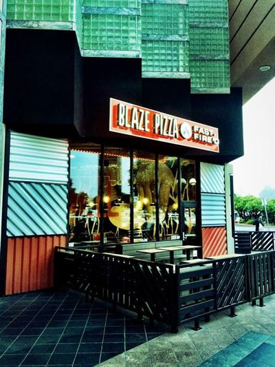 A photo of Blaze Pizza, Stonestown Galleria