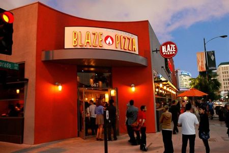 A photo of Blaze Pizza, E Colorado Blvd