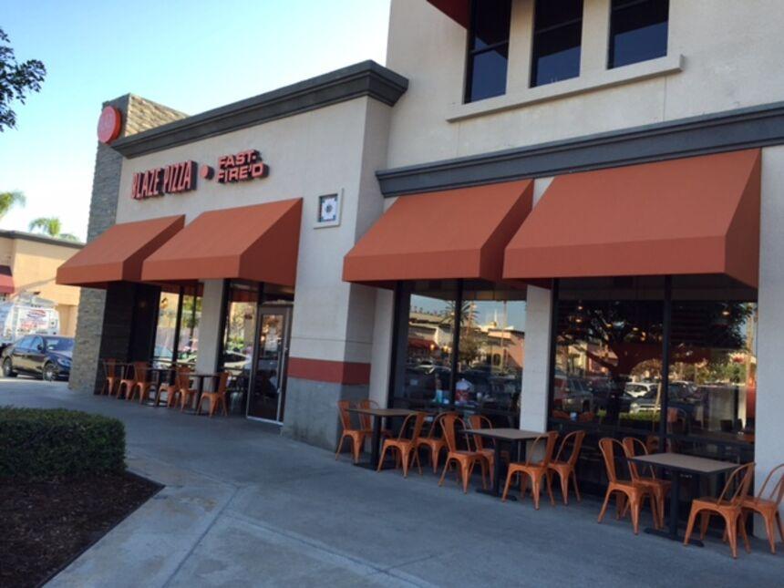 Blaze Pizza, Brea Gateway Center