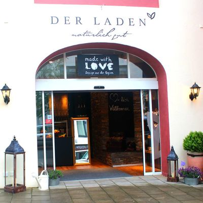 A photo of der Laden