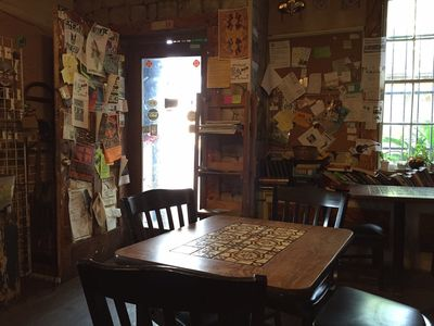 A photo of Flora Gallery & Coffee Shop