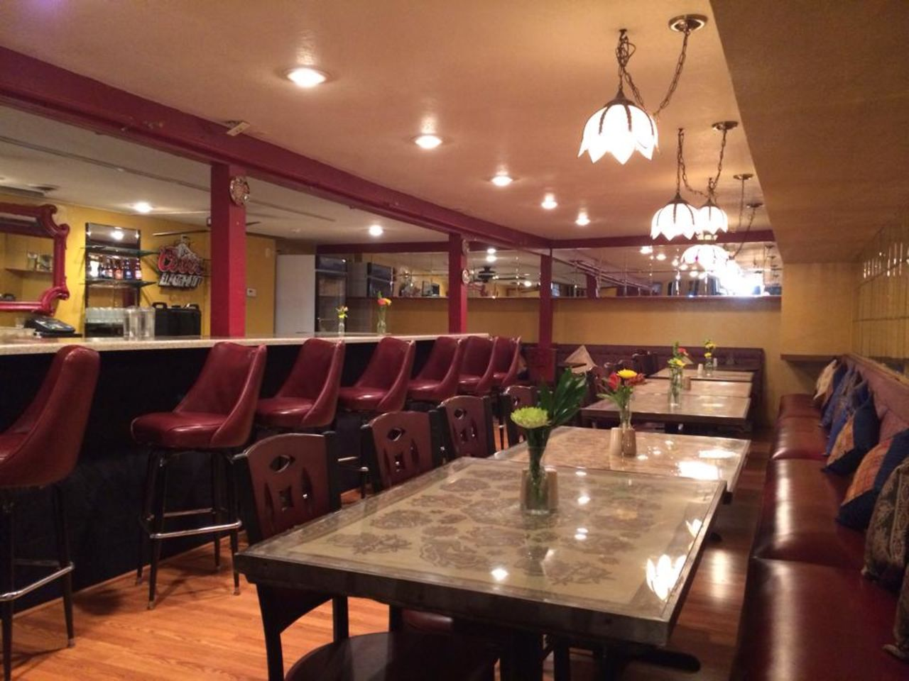 A photo of Mantra Indian Cuisine & Spirits