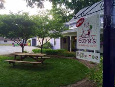A photo of Ezra's Enlightened Cafe