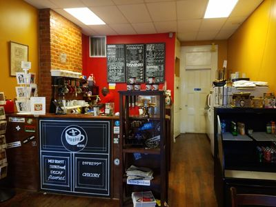 A photo of Krewe Du Brew Coffee House