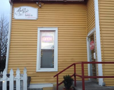 A photo of Mud Pie Vegan Bakery & Coffeehouse