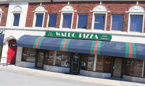 A photo of Waldo Pizza