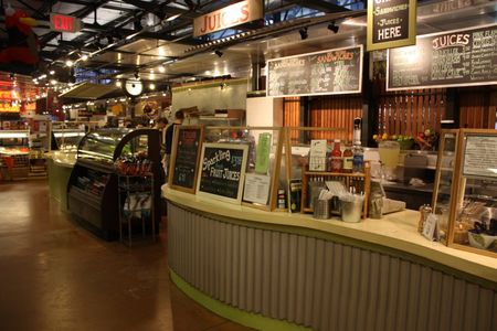 A photo of The Green Kitchen