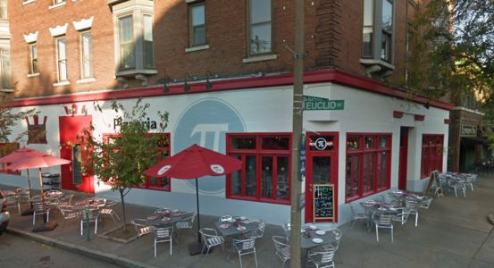 A photo of Pi Pizzeria, Central West End