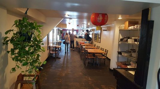 A photo of Red's Chinese