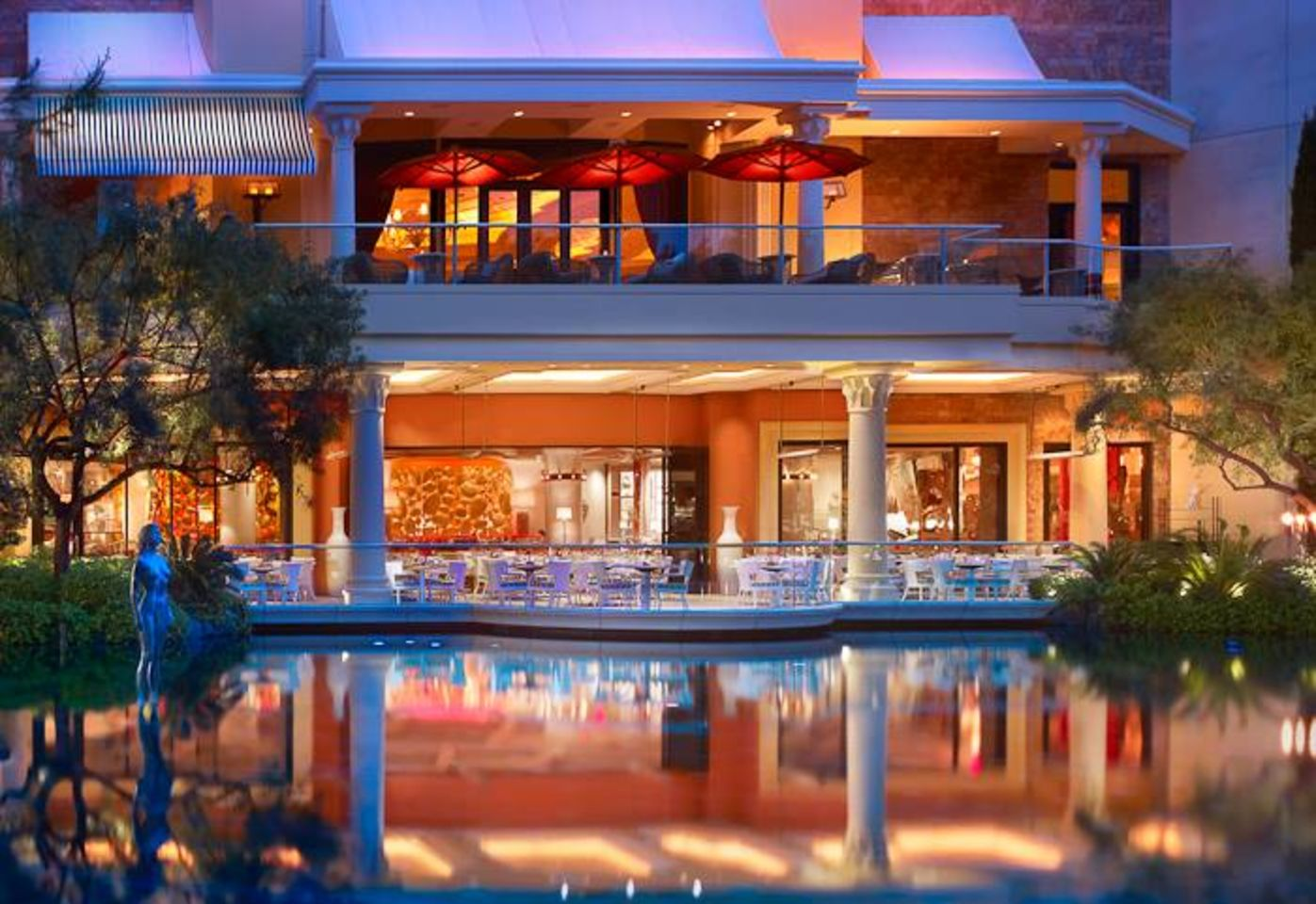 A photo of Lakeside at Wynn