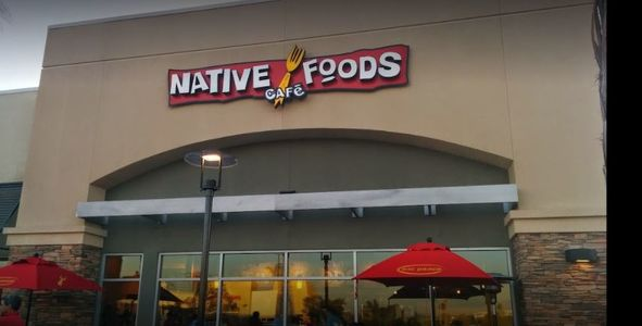 A photo of Native Foods Café, Balboa Ave