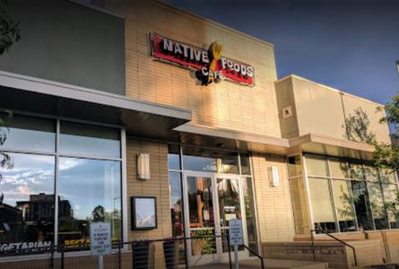 A photo of Native Foods Café