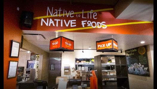A photo of Native Foods Café, Clark St