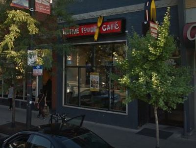 A photo of Native Foods Café, Lakeview