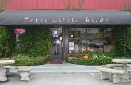 A photo of Three Little Birds Café & Catering