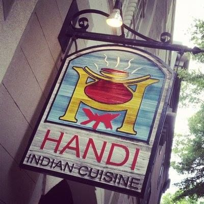 A photo of Handi Indian Restaurant