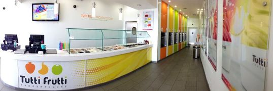 A photo of Tutti Frutti