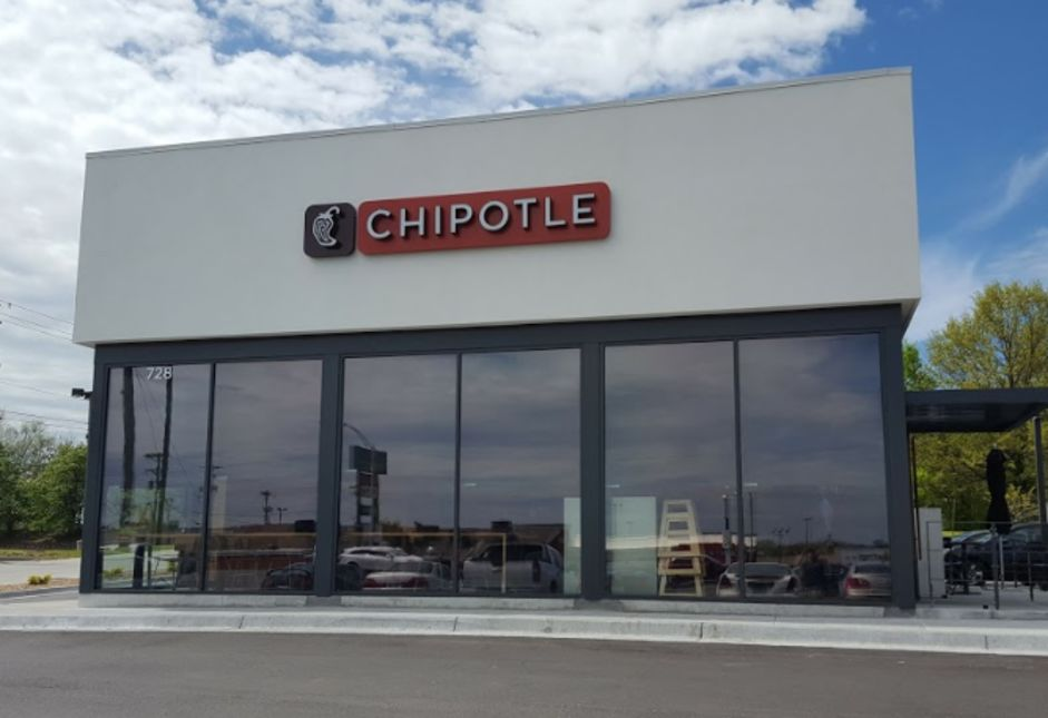 A photo of Chipotle, Maguire Street