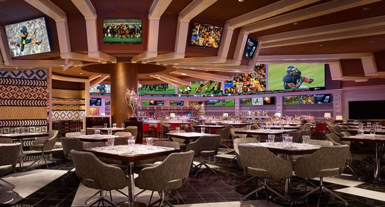 A photo of Charlie's Bar + Grill at Wynn