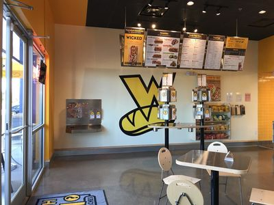 A photo of Which Wich