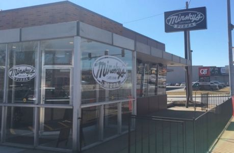 A photo of Minsky's Pizza, Southwest Boulevard