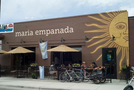 A photo of Maria Empanada