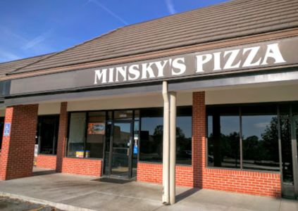 A photo of Minsky's Pizza