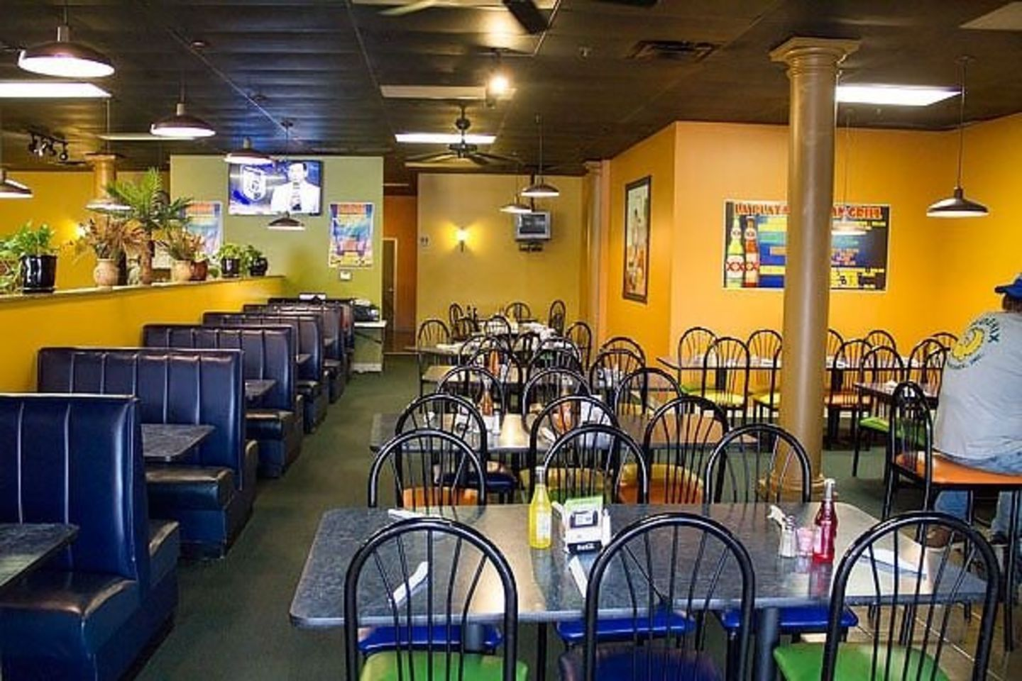A photo of Plaza Mexican Bar & Grill