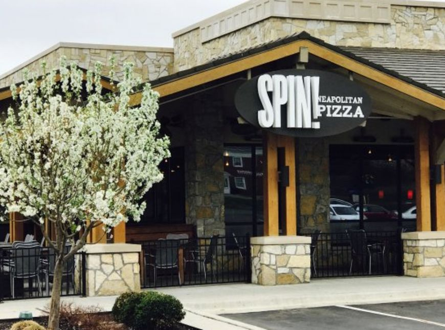 A photo of Spin! Neapolitan Pizza