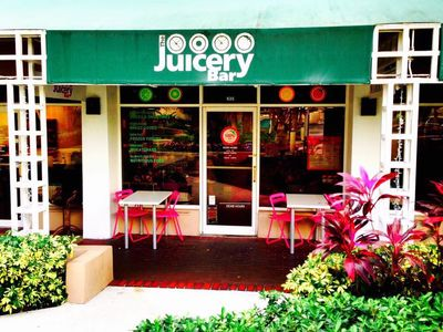 A photo of The Juicery Bar