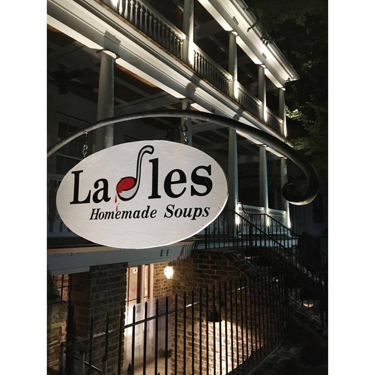 A photo of Ladles Soups Downtown