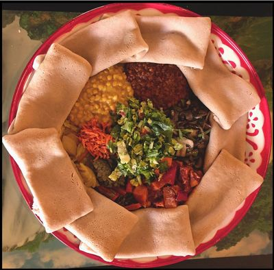 A photo of Ras Kassa's Ethiopian Restaurant