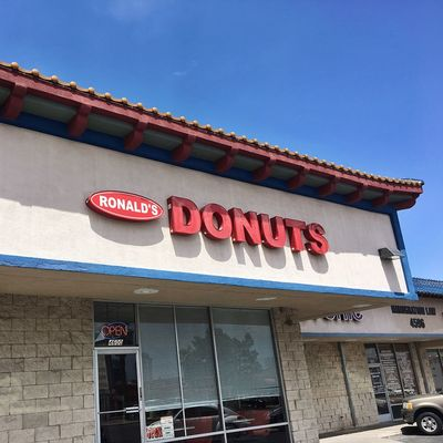 A photo of Ronald's Donuts