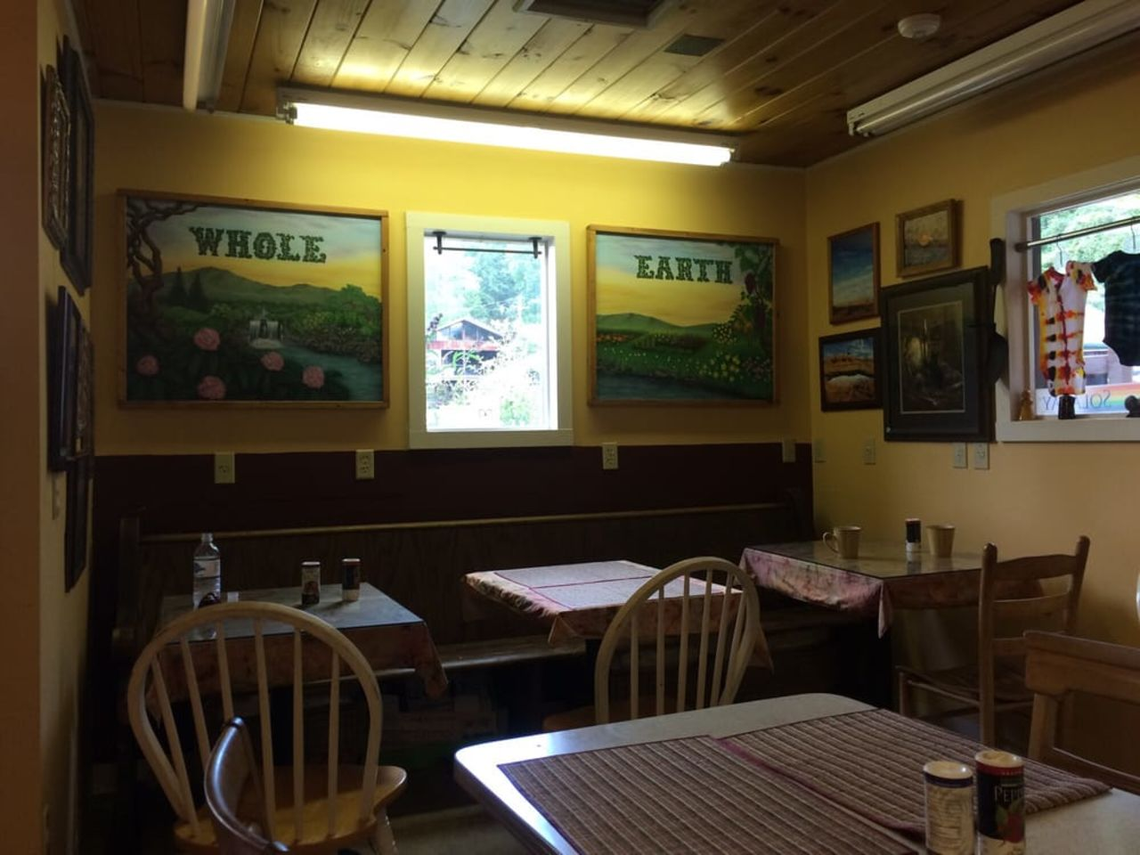 A photo of Whole Earth Grocery & Cafe