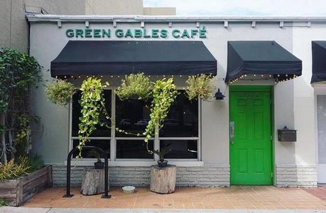 A photo of Green Gables Café