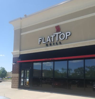A photo of Flat Top Grill