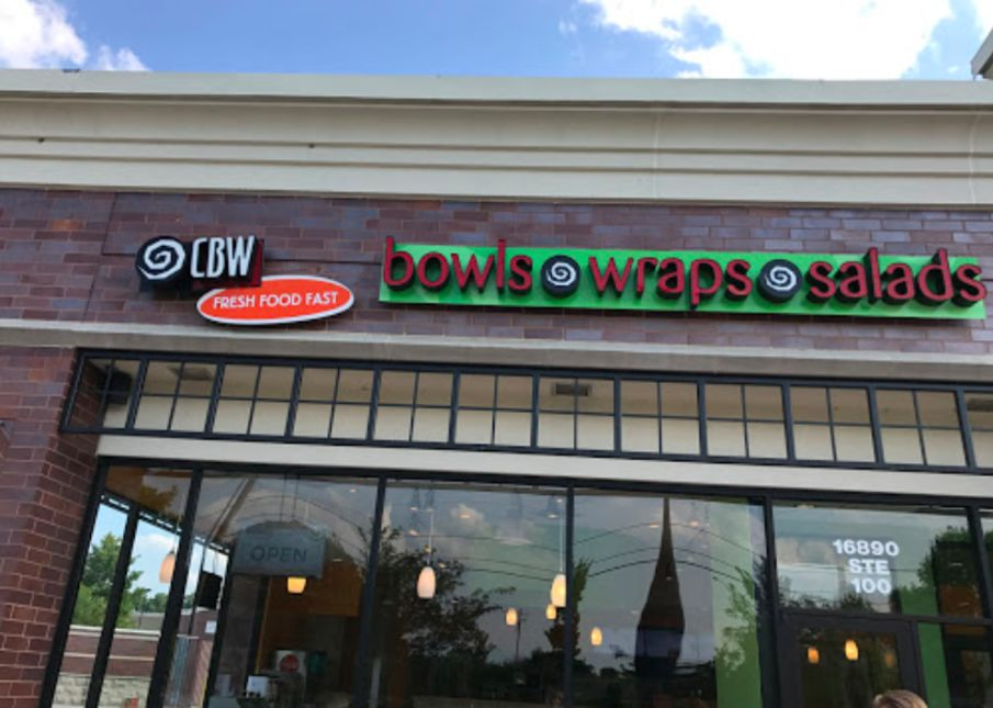 Crazy Bowls & Wraps, Chesterfield Airport Road