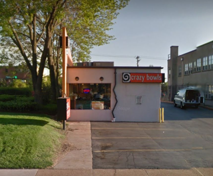 A photo of Crazy Bowls & Wraps, Lindell Boulevard